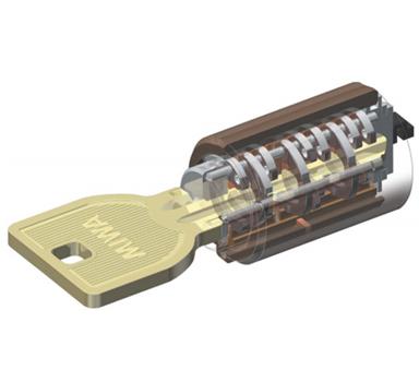 ロータリーディスクシリンダー