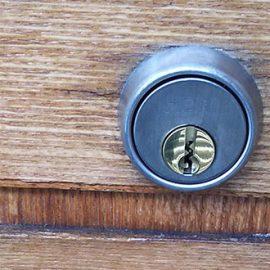 堀シリンダーの鍵交換