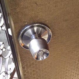 鍵紛失を機に、ゴールV-UC5Qに交換|東京都北区十条