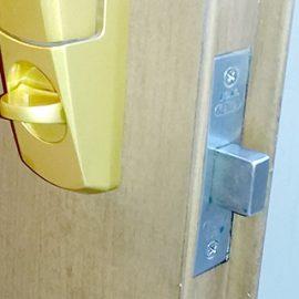 足立区の錠前洗浄後の鍵