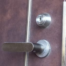 MIWA JNシリンダーの鍵がささらない 鍵修理|船橋市二和東