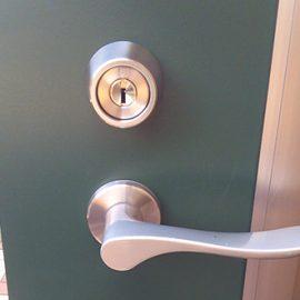 鍵を紛失したので交換