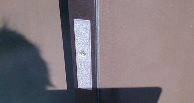 ALPHAの引き戸の鍵を交換