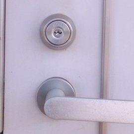 MIWAのU9へ鍵交換