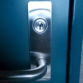 泥棒に入られている可能性があるので鍵交換|相模原市緑区西橋本