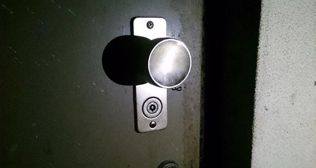 マンションの変電室の鍵