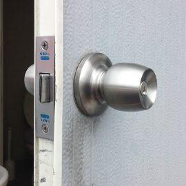 錠ケースの取り替え