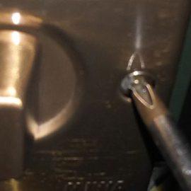 差しづらい玄関の鍵を修理 越谷市大里