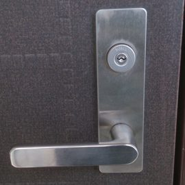 家の鍵交換 MIWAのU9