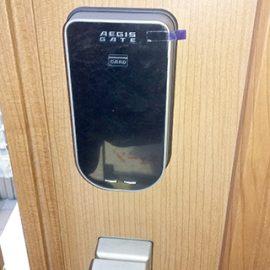 カードや携帯で開け閉めできる鍵に交換|大和市柳橋