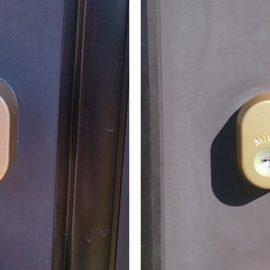 MIWAの鍵交換