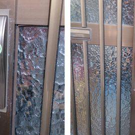 開け閉め困難な玄関の鍵をアルファの鍵に交換|堺市北区東雲東町