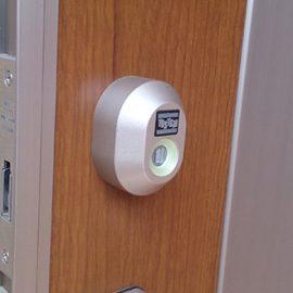 玄関ドアの鍵をMIWAのPSキーに交換|さいたま市北区吉野町