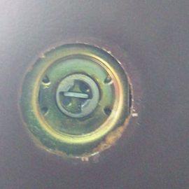 家の鍵が折れて詰まった玄関ドアの鍵抜き|木更津市羽鳥野
