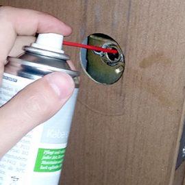 鍵専用潤滑剤