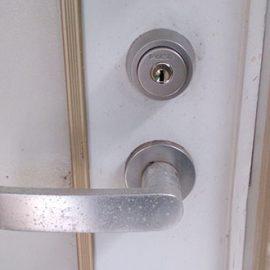 引っ越し先の賃貸アパートの鍵交換|川崎市幸区塚越