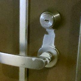 鍵がかからなくなった玄関の鍵修理 久喜市上内