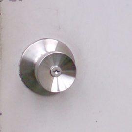 防犯の為に鍵付きドアノブの交換|久喜市伊坂