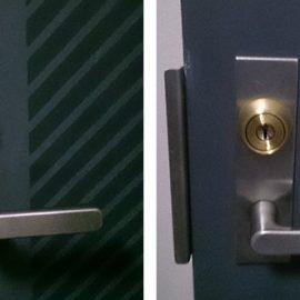 家の鍵紛失による玄関の鍵交換|成田市囲護台