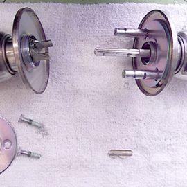 店舗の従業員用扉の鍵修理|大阪市生野区桃谷