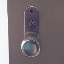 紛失した玄関の鍵