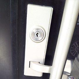 抜きにくい玄関の鍵
