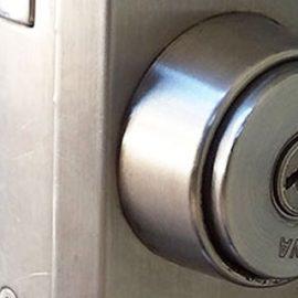 スマートロックに対応していない鍵を対応済のものに交換|世田谷区玉川