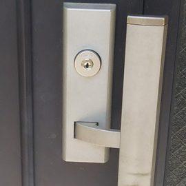 交換後の家の鍵