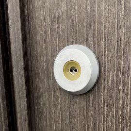 戸建ての賃貸物件の玄関鍵を交換|足立区舎人