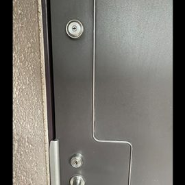 1つの鍵で上下両方開け閉めしたい|大田区東雪谷