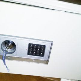 開かなくなった自宅金庫の扉を解錠|横浜市鶴見区馬場