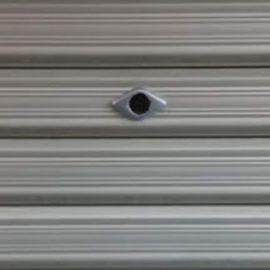 倉庫のシャッター錠の鍵交換|大阪市都島区都島中通