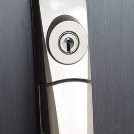 鍵を紛失した玄関の鍵交換|横浜市西区西戸部町