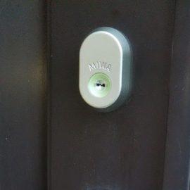 いつのまにか鍵が1本なくなっていたので玄関の鍵を交換|川西市けやき坂