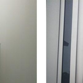 お子様が鍵を紛失したため玄関鍵をディンプルシリンダーに交換|京都市右京区西院西今田町